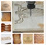 Máy điêu khắc gỗ Elip 3D E-60*90-4H