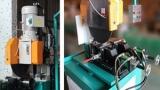 Máy cắt sắt ống thủy lực Elip E-100*115