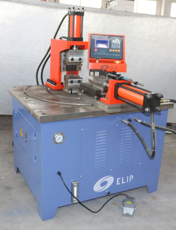 Máy cắt ngàm ống NC Elip EC-38