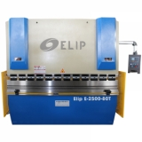 Máy chấn tôn NC Elip E-2500-80T