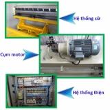 Máy chấn tôn NC Elip E-3200-160T