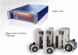 Máy Cắt CNC Laser Fiber Elip Silver ES-S-1530-1000W