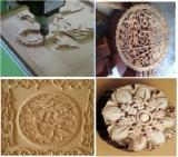 Máy điêu khắc gỗ Elip 3D E-60*90-1H