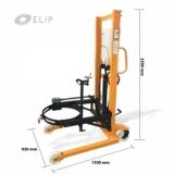Xe nâng thùng phuy cao Elip EH-350*1.6m